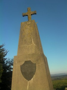 1948 Monument on Oulart Hill