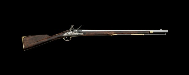 Brown Bess. An experience soldier might get off three shots a minute.