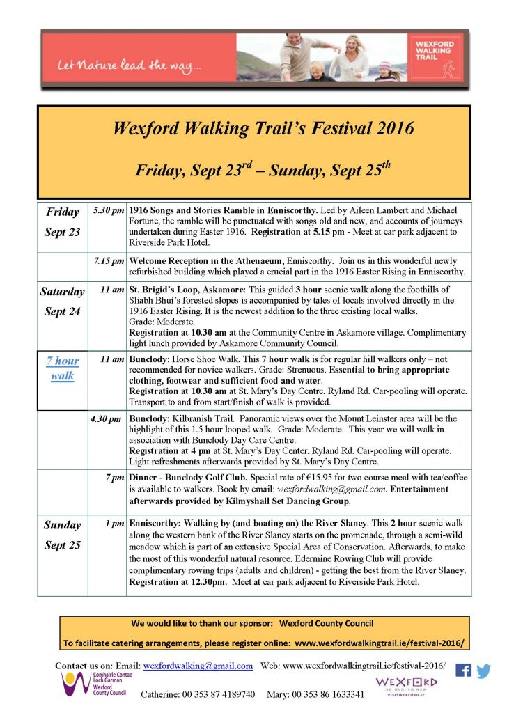WWT Festival Poster 2016